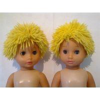 Двойняшки куклы ГДР 50 см одним лотом Бигги Biggi120