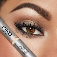 KIKO PERFECT EYES DUO Двойной карандаш-хайлайтер в области вокруг глаз