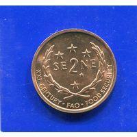 Самоа и Сисифо 2 сене 2000 , ФАО ,UNC