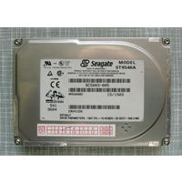 Ретро HDD 540MB 2,5