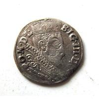 Трояк 1598 Быдгощ Сигизмунд III Ваза
