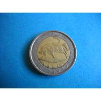ЮАР 5 рандов 2004 г.