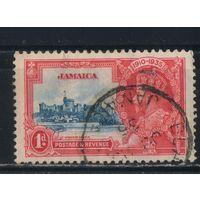 GB Колонии Омнибус 1935 Ямайка GV #111