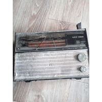 Радиоприемник на запчасти ВЭФ202