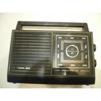 """Радиоприемник """"Гиала 404"""", транзисторный, переносной."""