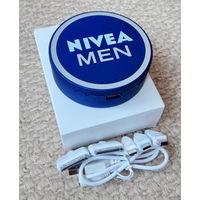 "Аккумулятор внешний (Power Bank) ""Nivea for man""."