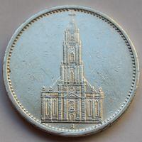 Германия, 5 марок 1935 A (серебро)