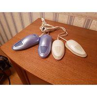 Сушилки для обуви антибактериальные ультрафиолетовые