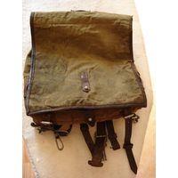 Армейский ранец образца 1939 года (Tornister 39), Вермахт. Германия, Третий рейх.
