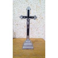 Крест,распятие, литой
