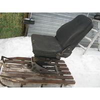 Водительское кресло для грузовика и не только.Регулируемое.