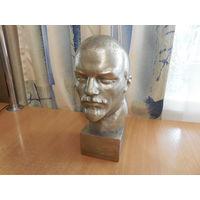 Бюст Ленина. высота 22 см.