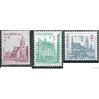Чехия 1993 Стандарт Архитектура гаш