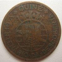 Гвинея-Бисау (Португальская колония) 50 сентаво 1946 г. 500 лет открытию Гвинеи