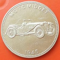 Коллекция SHELL Спортивные автомобили MGTC MIDGET 1945