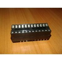 Панель колодка для микросхем DIP24