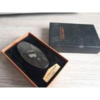 Оригинальная Электрическая USB зажигалка спиннер