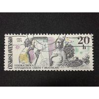 Чехословакия 1979. 30-летие Академии изящных искусств, Братислава.  Полная серия