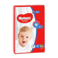 Подгузники Huggies Classic 4 (7-18 кг) MegaPack. Отличное качество. Недорого!