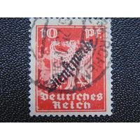 Германия. Рейх. Служебные. 1924 г.