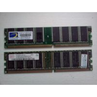 Память DDR1 PC3200 512Mb 1Gb