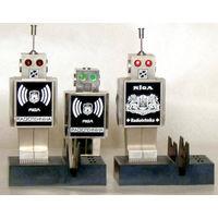 """Транзисторный радиоприёмник """"Робот"""""""