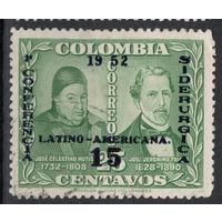 Колумбия 101