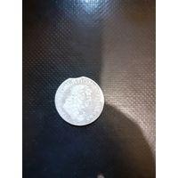 6 грошей 1683 год Пруссия