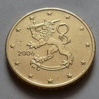 50 евроцентов, Финляндия 2006 г.