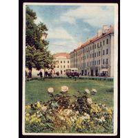 1953 год Эстония Тарту Советская улица