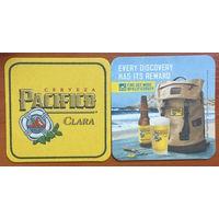 Подставка под пиво Pacifico No 1 /Мексика/
