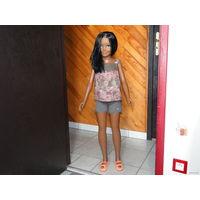 "Кукла Falca Jenny Star ""мулатка"" рост 105 см."