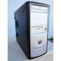 Корпус компьютера InWin с DVD и блоком питания 300w