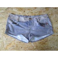 Шорты O'Neill 3D-имитация джинса, р.29