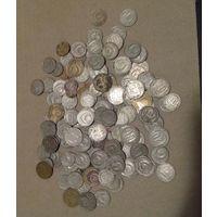 172 монеты раннего СССР. До 1961 года