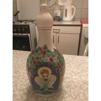 Кувшин (бутылка) для святой воды