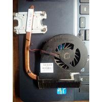 Система охлаждения (полная) для ноутбука HP