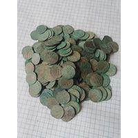 Солид Кристинки, кошель монет, более 300шт