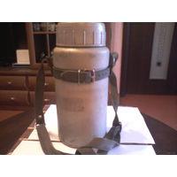Термос-бачок военный для воды.
