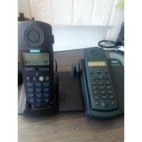 Два радиотелефона Сименс. Цена за два.