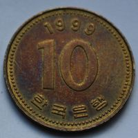 10 вон 1999 Корея