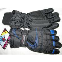 Перчатки юниорские 9-14 лет ( либо женские) для активных видов спорта, прогулок , верх сделан из плотной плащевки, внутренняя часть мягкая байка.