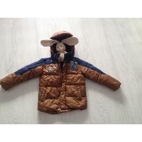 Куртка для мальчика 5-6.5 лет, брэндовая Name IT