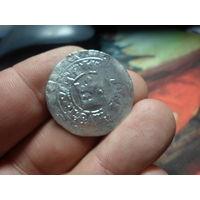 Пражский грош. Вацлав IV (1378-1419г.) отличная
