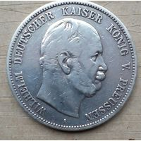 Пруссия 5 марок 1876