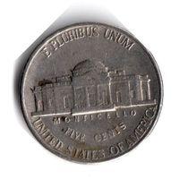 США. 5 центов. 1988 D