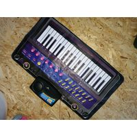 Электронное пианино-мат. Гибкий синтезатор