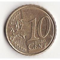10 евроцентов 2011 год