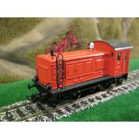 Маневровый локомотив OBB 206101 LIMA. Масштаб НО-1:87.
