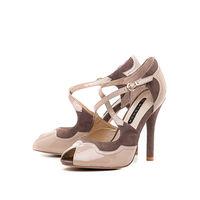 Туфли, р-р 38, натуральная кожа и замша